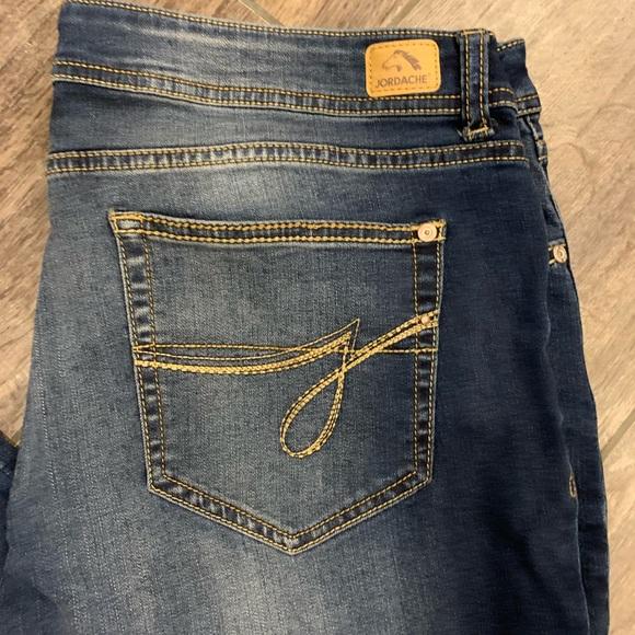 Jordache Denim - #0380 Jordache Skinny Jeans